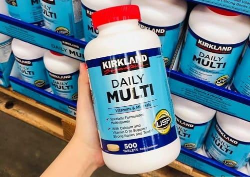 Vitamin tổng hợp Kirkland có tốt không?-2