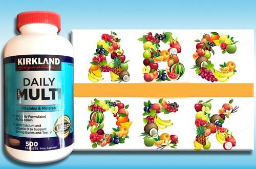 Vitamin tổng hợp Kirkland có tốt không?-3