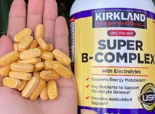 Viên uống Kirkland Super B Complex là thuốc gì?-4