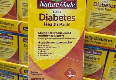 Nature Made Diabetes Health Pack có công dụng gì?-1