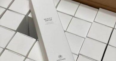 Nước thần đa năng Son & Park Beauty Water có tốt không?-1